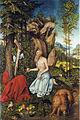 Lucas Cranach d.Ä. - Der heilige Hieronymus (ca.1525, Ferdinandeum).jpg