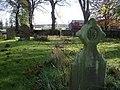 Luddenham churchyard - geograph.org.uk - 613659.jpg