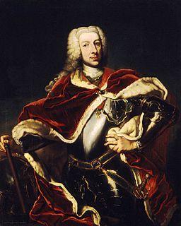 Louis George, Margrave of Baden-Baden Margrave of Baden-Baden