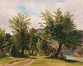 Ludwig Halauska - Landscape with Rivere.jpg