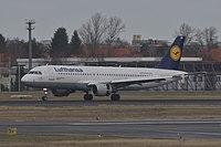 D-AIPS - A320 - Lufthansa