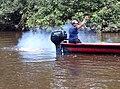 Luftverschmutzung durch Naturtourismus, Cuyabeno-Reservat.jpg