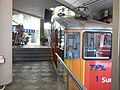 Lugano Città–Stazione funicular 06.jpg