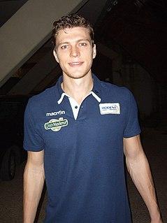 Lukas Kampa German volleyball player