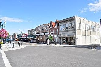 Lynden, Washington - Image: Lynden, Washington Front Street 04