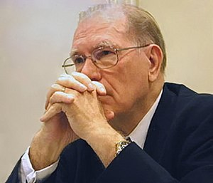 LaRouche movement - Lyndon LaRouche, the namesake and founder of the movement.
