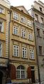 Měšťanský dům (Malá Strana), Praha 1, Thunovská 17, Malá Strana.JPG