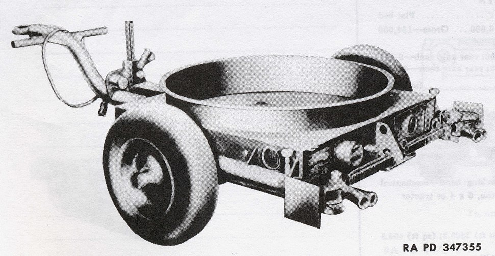 M20 trailer mount