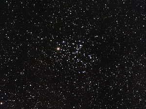 Butterfly Cluster - Image: M6a