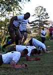 MALS-14 Honey Badgers maneuver obstacles, zombies 151030-M-AI083-135.jpg