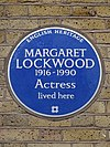 MARGARET LOCKWOOD 1916-1990 Actress lived here.jpg