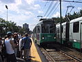 MBTA 3661 at temporary MFA station, August 2001.jpg