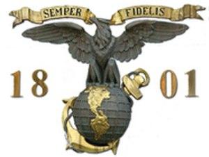 Marine Barracks, Washington, D.C. - Image: MBW logo