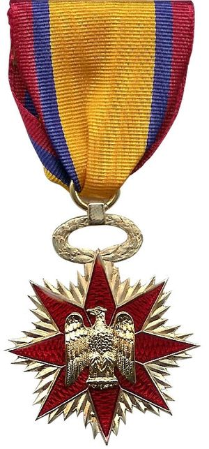 Military Order of Foreign Wars - Military Order of Foreign Wars Insignia