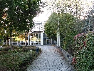 Max Planck Institute of Quantum Optics Research institute in Germany