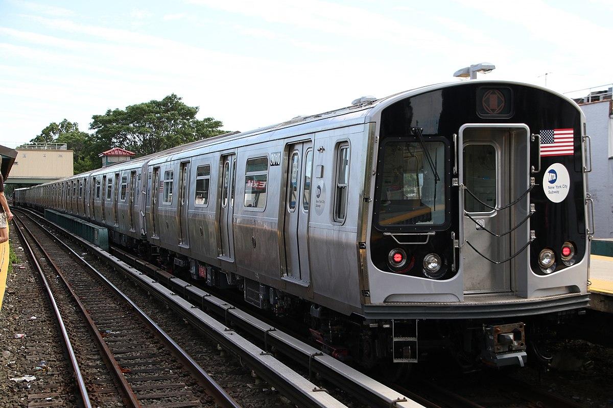 Mta Subway Train Car Miniature Buy