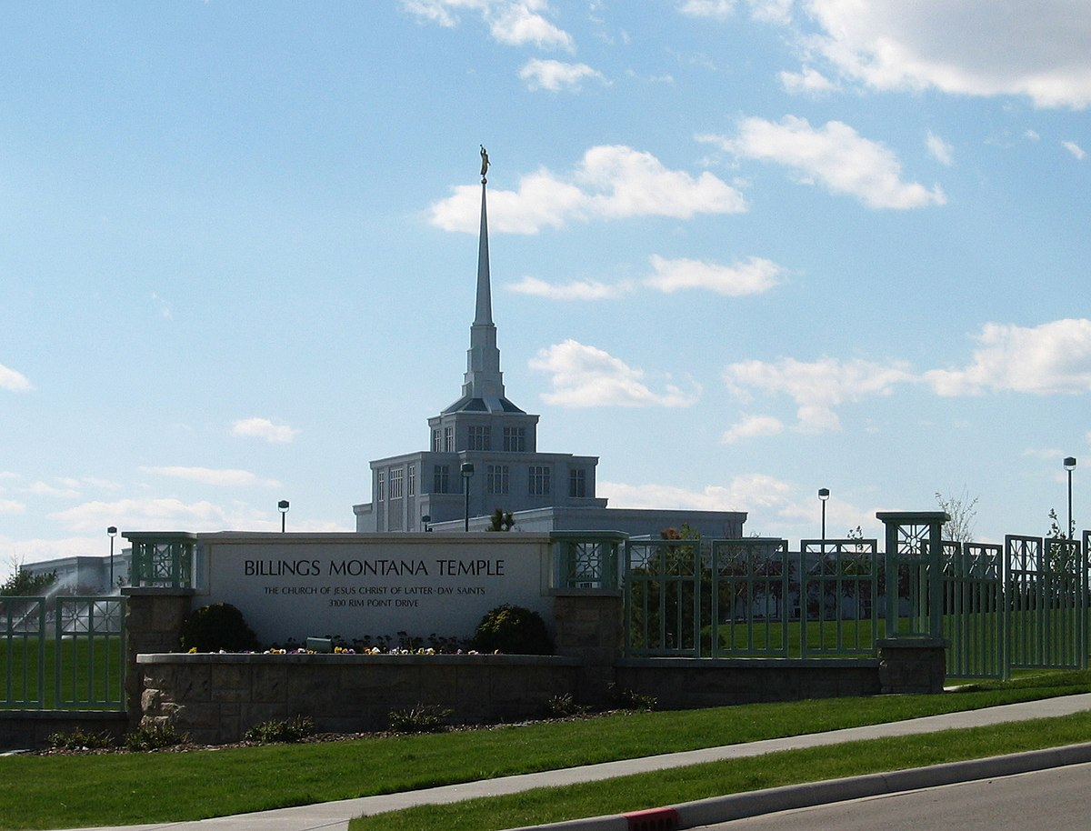 Billings montana temple wikipedia for Billings plan room