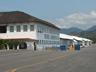 Afonsos Air Force Base airport in Brazil