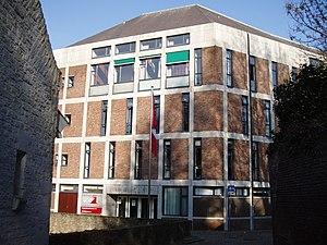 Maastricht Academy of Music - Image: Maastricht Conservatorium 1