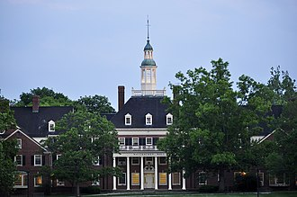 Miami University - MacCracken Hall is the university's most recognizable symbol