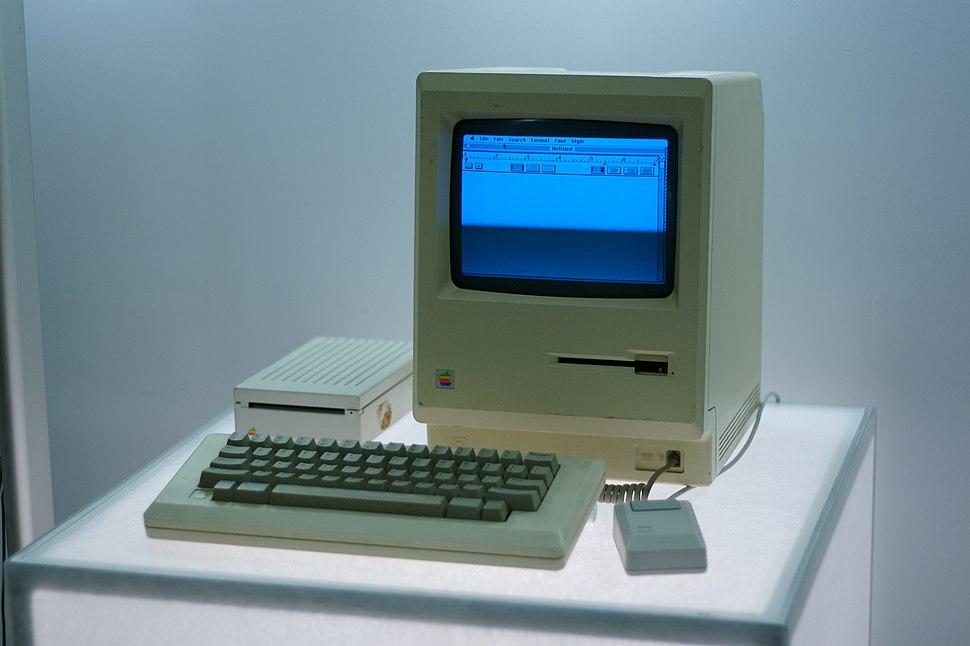 Macintosh, Google NY office computer museum