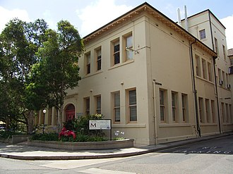 Macleay Museum - Edgeworth David Building