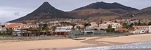 Porto Santo (Madeira) - Vila Baleira, Porto Santo's capital