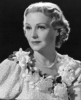 Madeleine Carroll English actress