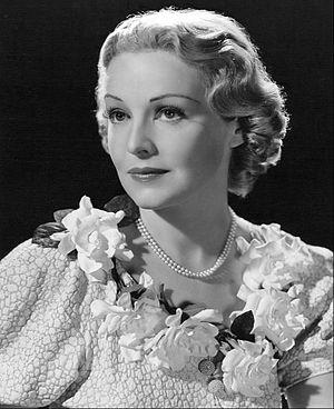 Madeleine Carroll - Carroll in 1938
