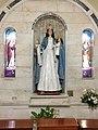 Madonna del Buoncammino - Statue.jpg