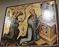 Maestro bertram di minden, annunciazione, amburgo 1380-90 ca..JPG