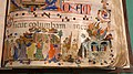 Maestro delle effigi domenicane, antifonario con assunta in iniziale V, 1340-45 ca. (impruneta, museo ecclesiastico) 03.jpg