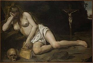 Penitent Magdalen (Briganti)