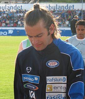 Magne Hoseth Norwegian footballer