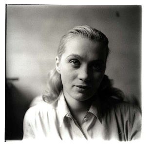 Mai Zetterling - Mai Zetterling in 1948