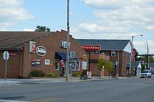Cardington, Ohio - Main Street