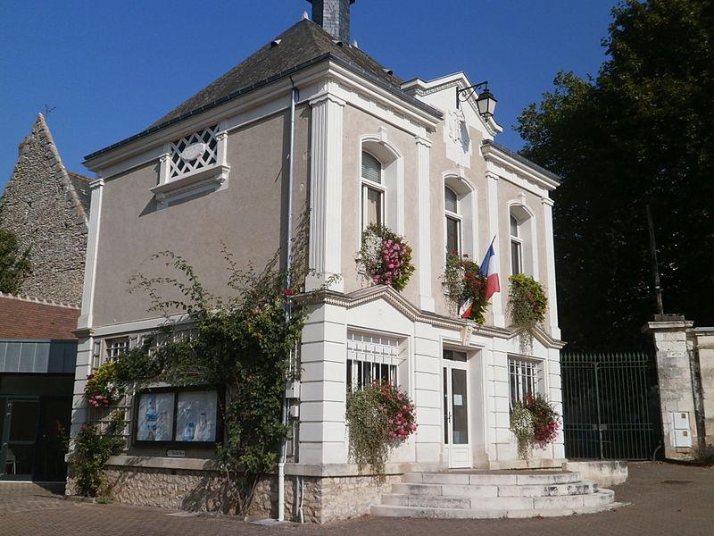 File:Mairie Reignac sur Indre.jpg