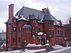 Vincent Meredith - Lady Meredith House, Montreal
