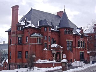 Lady Meredith House - Lady Meredith House, Montreal
