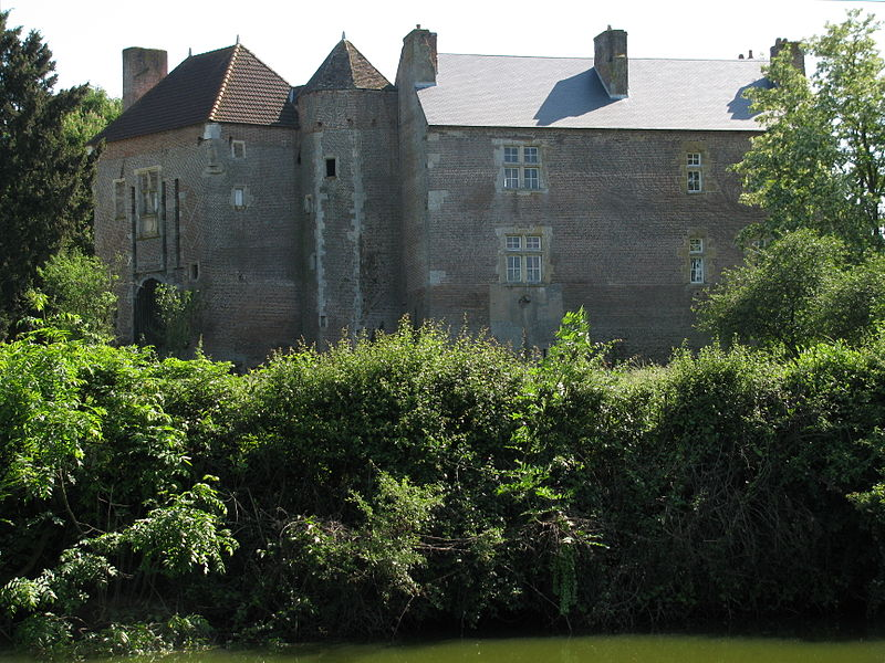 Champlevois manor house