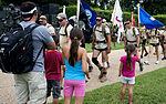 Maj. David Gray 140-mile Memorial ruck march 130808-F-QZ836-013.jpg