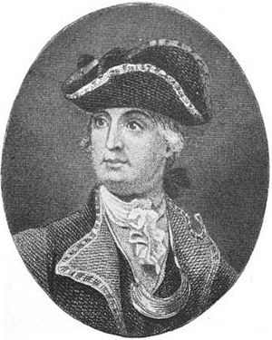 Robert Howe (Continental Army officer) - Major General Robert Howe