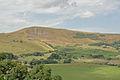 Mam Tor from Peveril Castle, Castleton.jpg
