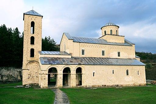 Manastir Sopocani 3