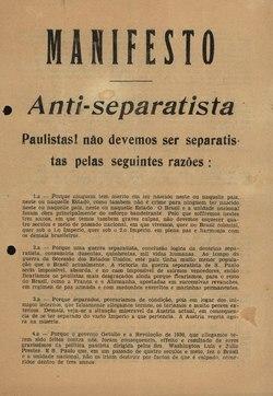 Manifesto anti-separatista dos paulistas em 1932, Arquivo Público do Estado de São Paulo.pdf