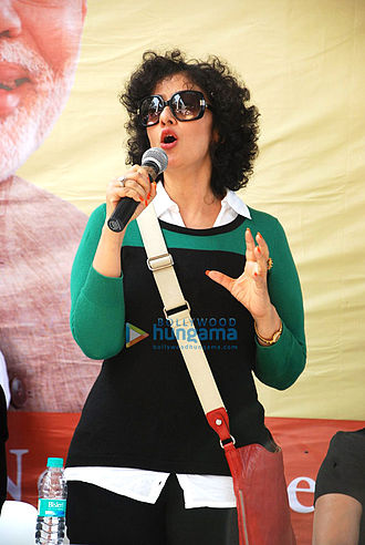 Swachh Bharat mission - Manisha Koirala at Swachh Bharat Abhiyan in November 2014