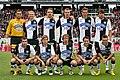 Mannschaft des SK Sturm Graz beim Cupfinale 2010.jpg