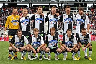 SK Sturm Graz - Sturm Graz, 2010 cup winners
