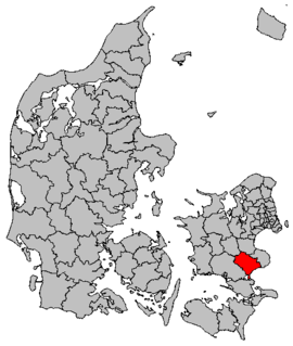 Faxe Municipality Municipality in Region Zealand, Denmark