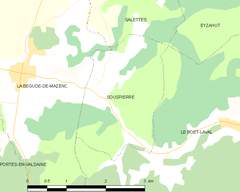 Map commune FR insee code 26343.png